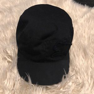 Puma Black Military Hat